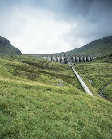 Hydroelectric dam LANG_EVOIMAGES