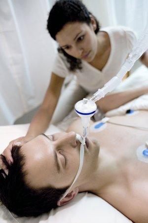 critical care: Intensive care patient LANG_EVOIMAGES