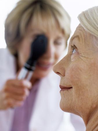 oap: Eye examination