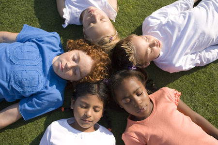 quintet: Childhood friends