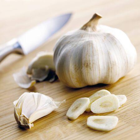 produits alimentaires: Garlic