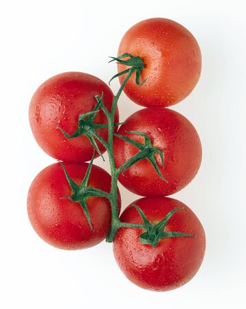 washed out: Cherry tomatoes LANG_EVOIMAGES