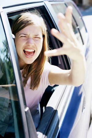 road rage: Road rage