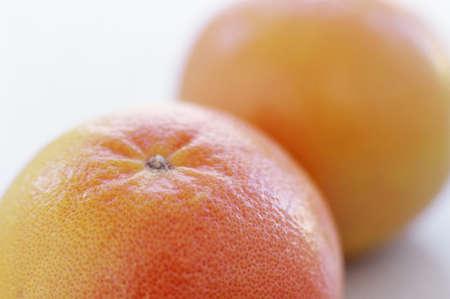 ascorbic acid: Pink grapefruits