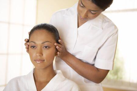 interacts: Massage