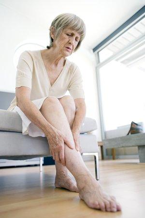 Painful leg LANG_EVOIMAGES