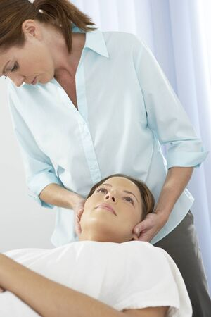 interacts: Chiropractic treatment