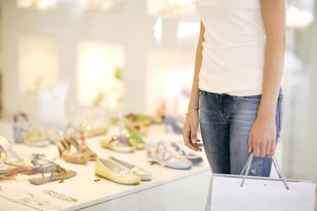 obsessive compulsive: Shoe shopping