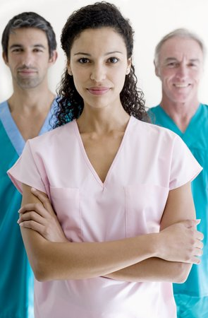 trusted: Medical staff