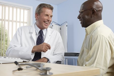 interacts: Medical consultation