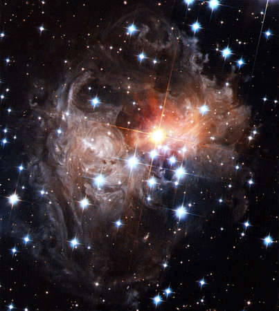 echoes: Light echoes around star V838 Monocerotis