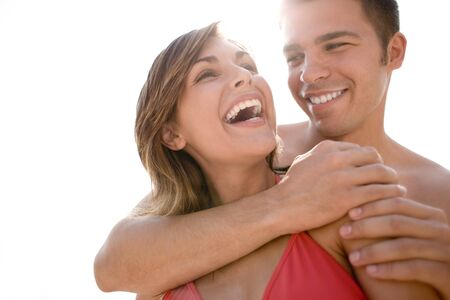 interacts: Happy couple