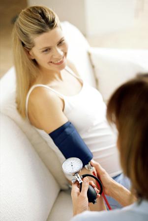 obstetrics: Obstetric examination