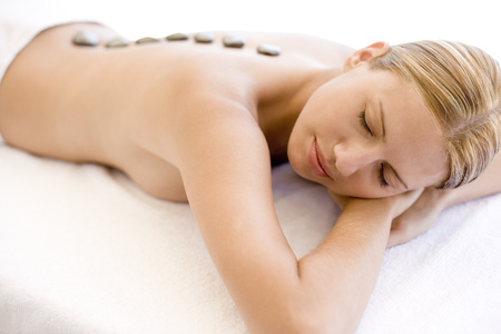 complementary therapies: Stone therapy