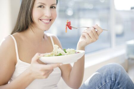 consuming: Healthy eating