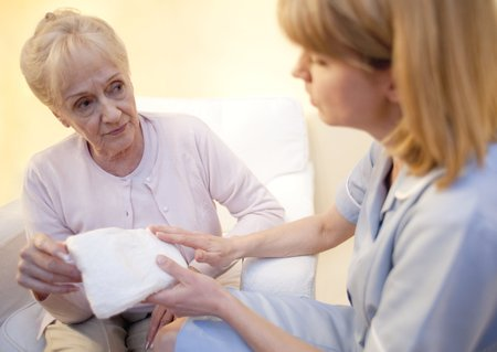 incontinence: Incontinence pad