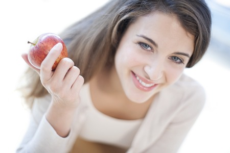 MODEL RELEASED. Healthy diet