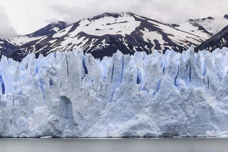 climatology: Perito Moreno Glacier,Argentina