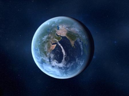 earthlike: Earth-like alien planet,artwork