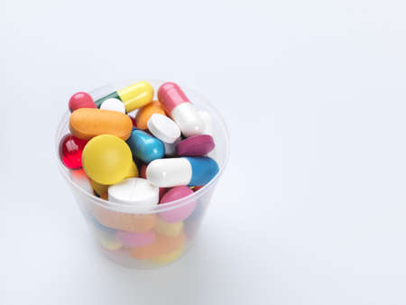 sobredosis: Pastillas
