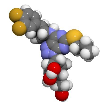 Ticagrelor platelet inhibitor drug