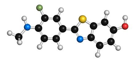 Flutemetamol (18F) PET tracer molecule LANG_EVOIMAGES