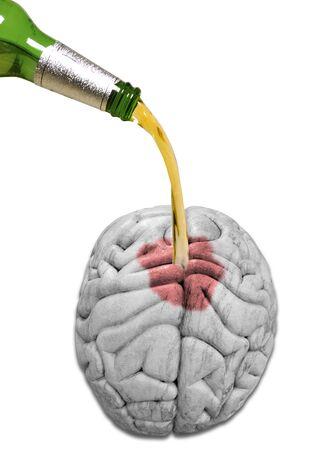 riesgo biologico: Alcoholismo