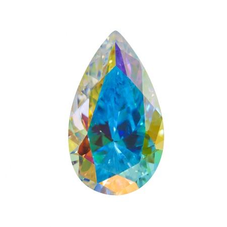hydroxide: Mystic topaz gemstone LANG_EVOIMAGES