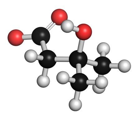 Leucine metabolite molecule