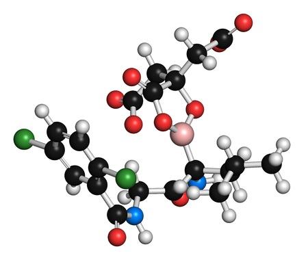 Ixazomib citrate multiple myeloma drug LANG_EVOIMAGES