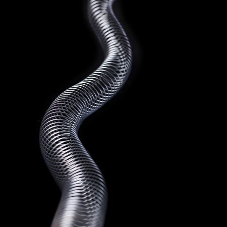 Transverse wave in a slinky spring