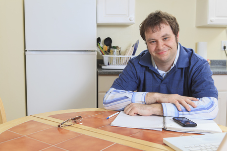 Programmer with Asperger working