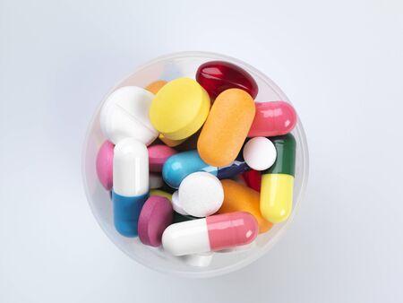 sobredosis: Pills