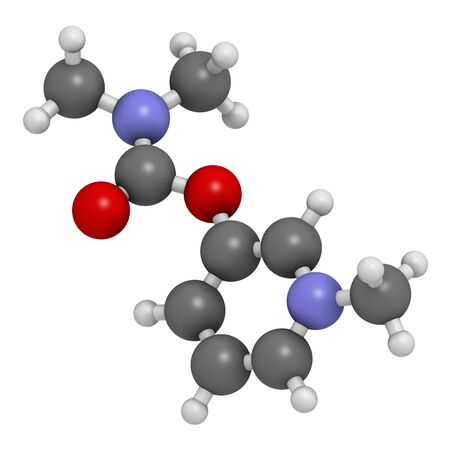 acetylcholine: Pyridostigmine cholinesterase drug