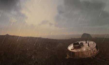 titan: Huegens Probe on Titan LANG_EVOIMAGES