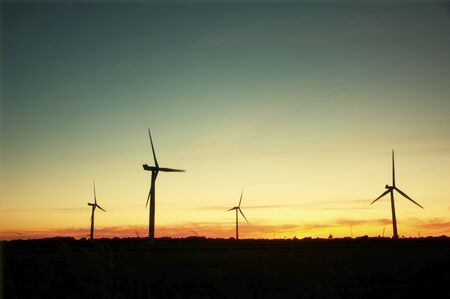 esbjerg: Wind turbines