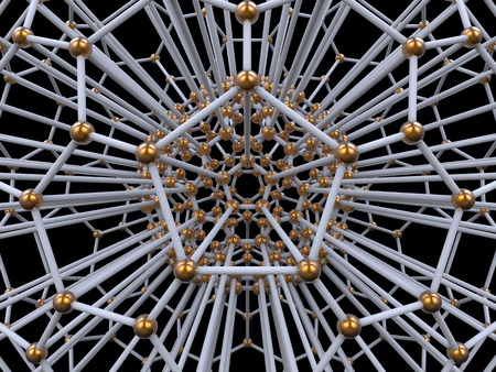 Nanoparticle, artwork