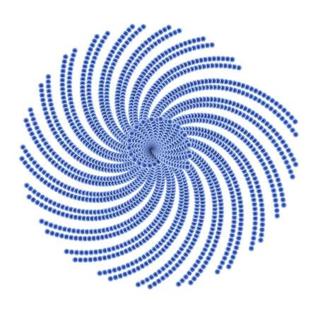 nanotubes: Nanospheres, artwork LANG_EVOIMAGES