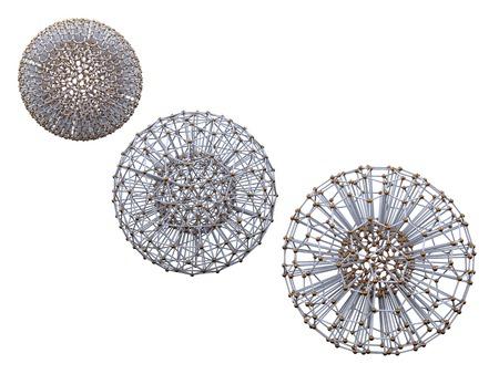 Nanoparticles, artwork LANG_EVOIMAGES
