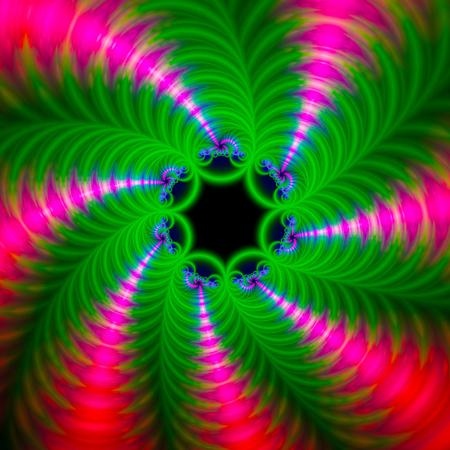 Psychedelic patterns, artwork LANG_EVOIMAGES