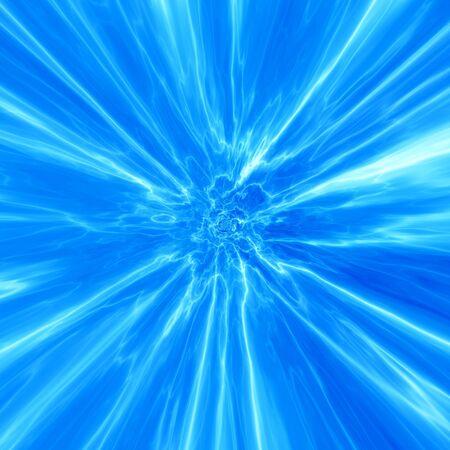 Blue abstract patterns, artwork LANG_EVOIMAGES