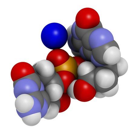 aml: Guadecitabine cancer drug molecule LANG_EVOIMAGES