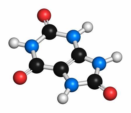 oxidase: Uric acid molecule