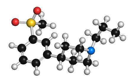 Pridopidine Huntingtons disease drug molecule