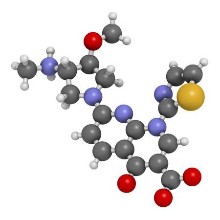 leucemia: Vosaroxina, molécula de medicamento contra el cáncer