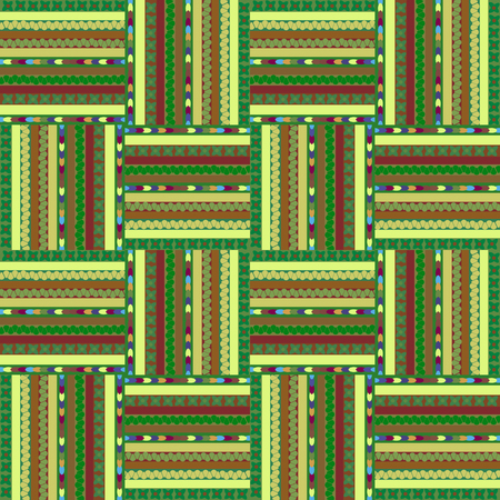 ethnic seamless pattern Illustration