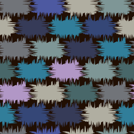 attrition: Bright abstract texture. Ideal for fabric, paper goods, decor surface, sporting goods and goods for children