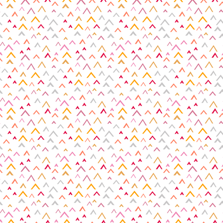 Simple geometric seamless pattern, vector