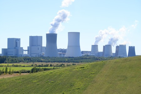 particulate: the modern power plant Boxberg