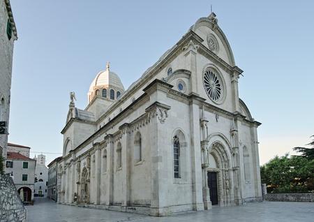 Sibenik in croatia